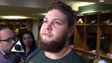 Offensive lineman Cole Madison discusses his decision to return to the Packers after taking a season away from football to work on his mental health.