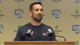 Packers head coach Matt LaFleur discusses the tone he's trying to set at Lambeau Field through physical renovations and verbal messages.