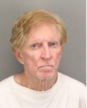 Stephan McKernan was arrested April 22 on suspicion of killing a 75-year-old woman in Palm Springs.
