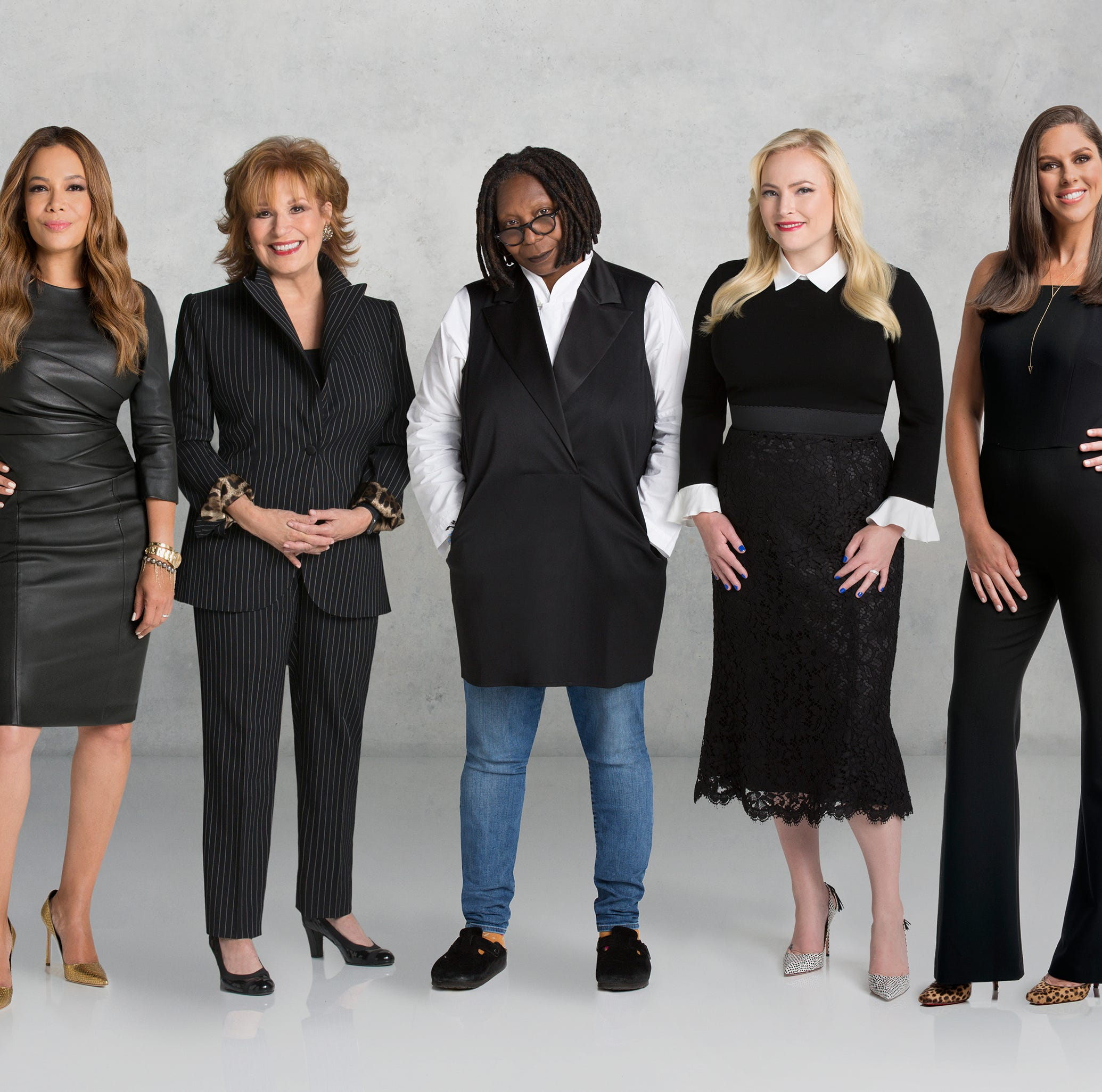 Why Meghan McCain and Joy Behar arguing on 'The View' is great — but meaningless — TV
