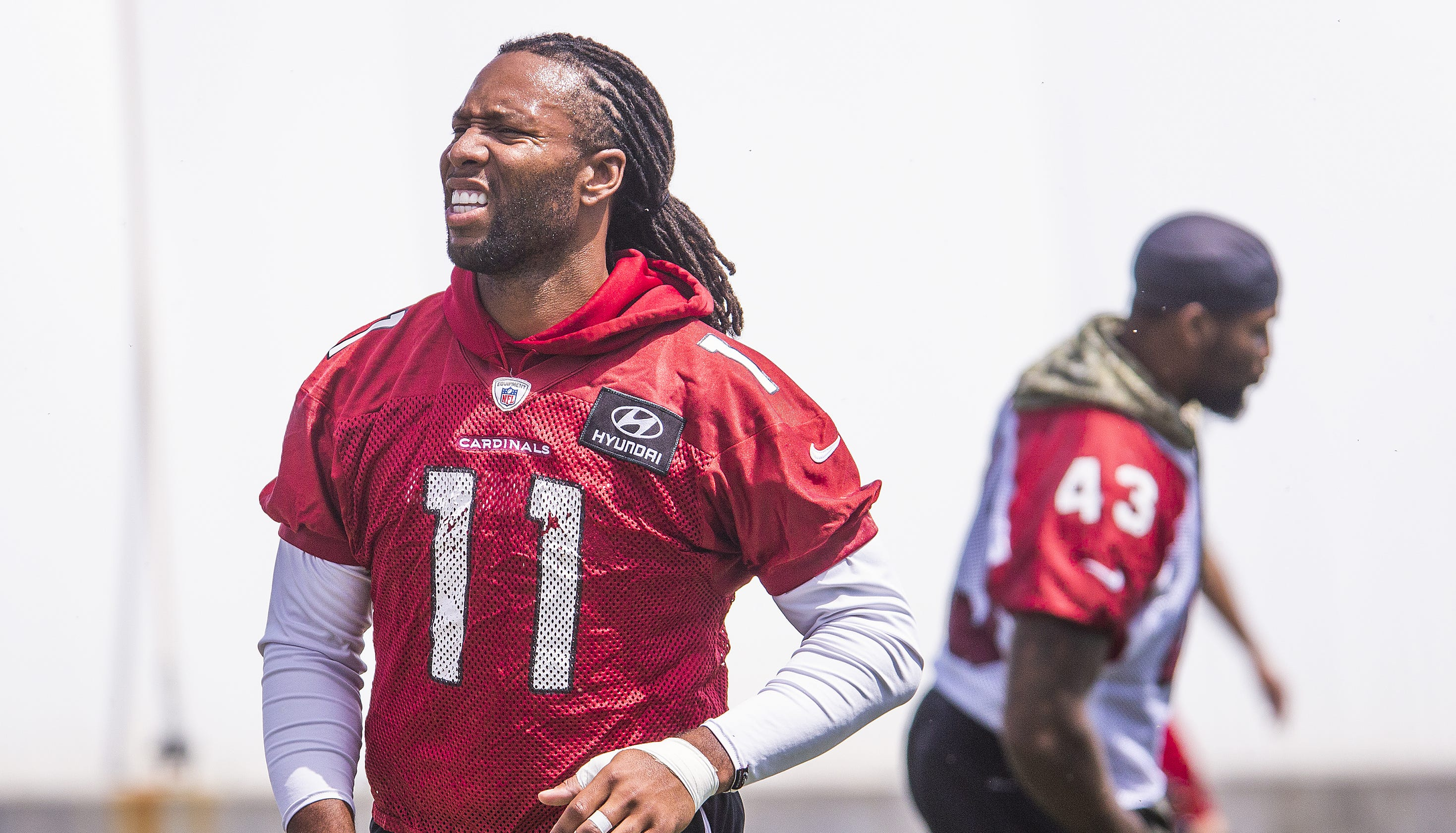98a19f0c153 ESPN's Max Kellerman questions Larry Fitzgerald's credentials for the NFL  Hall of Fame
