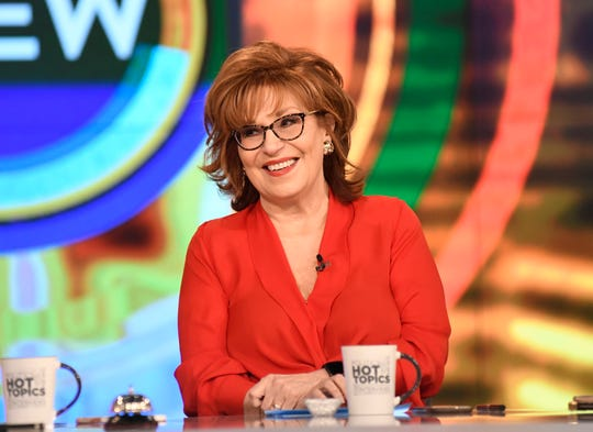 """Joy Behar is one of the stars of """"The View."""""""