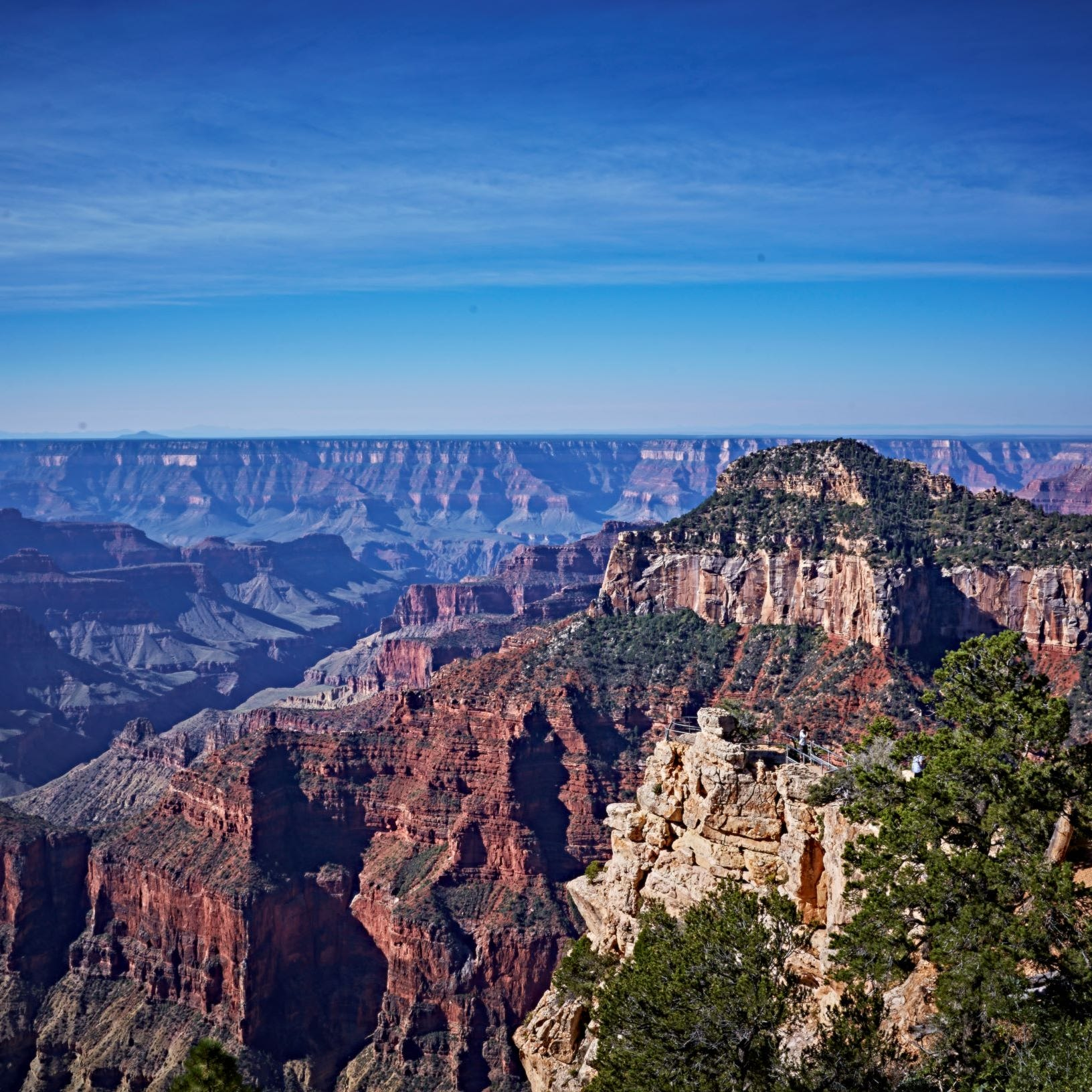Grand Canyon's North Rim opens May 15; expect some construction noise