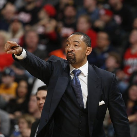 Stan Van Gundy: I've never heard anything negative about Juwan Howard