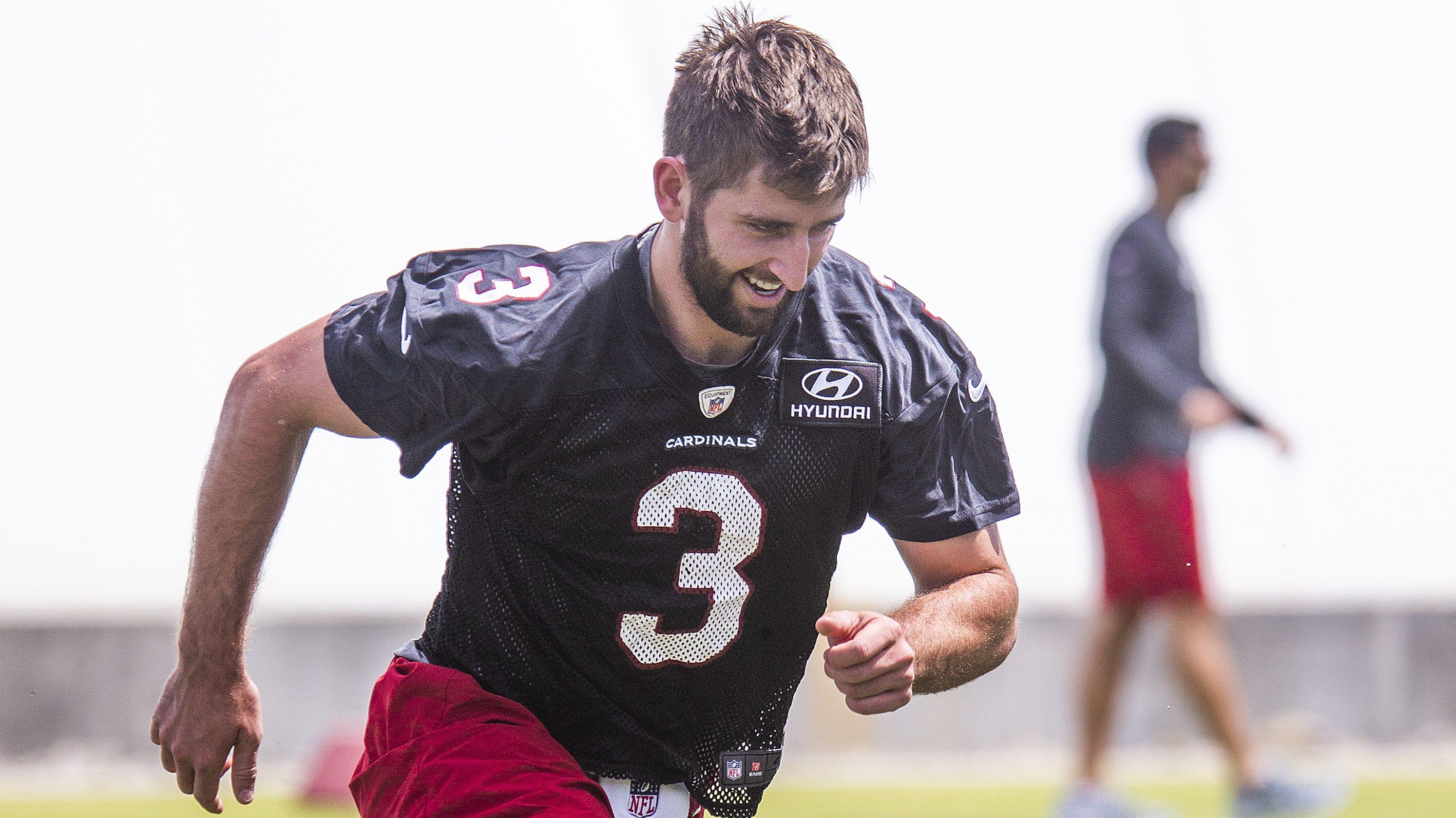 4539b821 Josh Rosen unfollows Cardinals on Twitter, Instagram during NFL draft