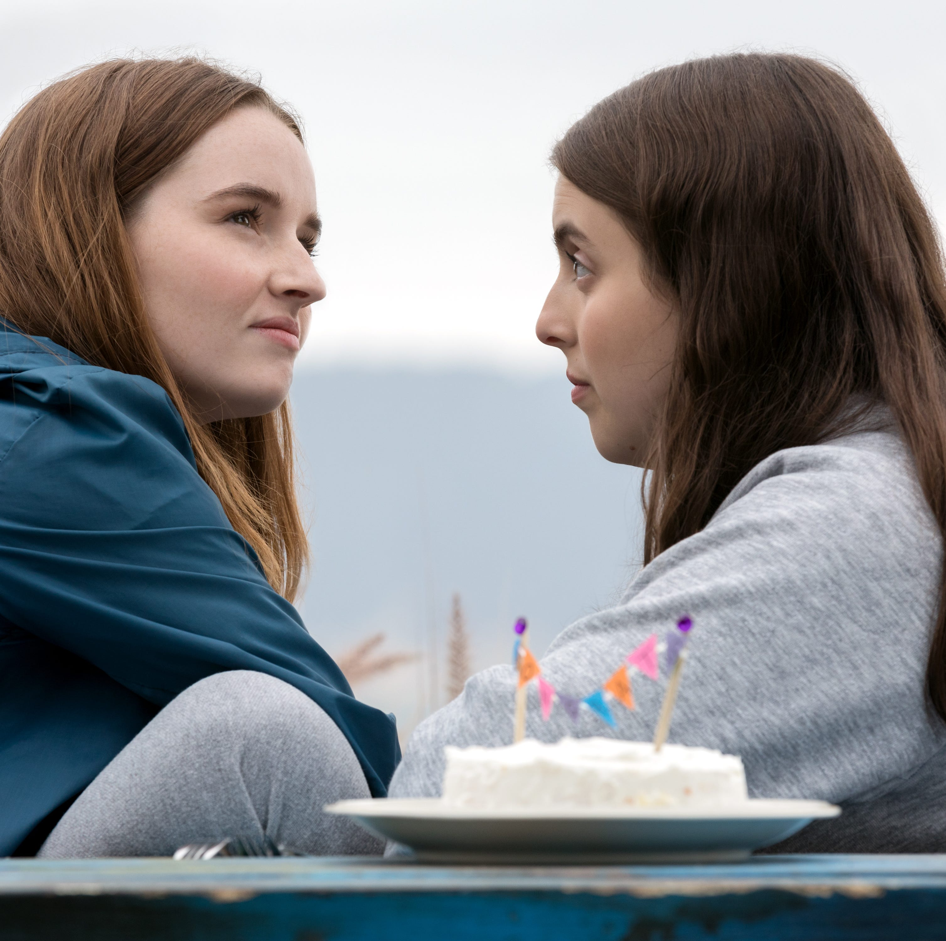 """Kaitlyn Dever stars as Amy and Beanie Feldstein as Molly in Olivia Wilde's directorial debut """"Booksmart."""""""