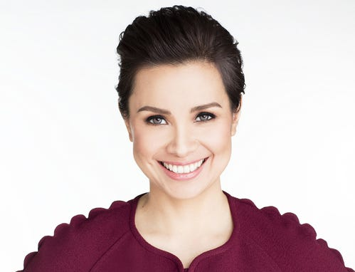Lea Salong won't be confined to one style: She enjoys singing pop music as much as show tunes.