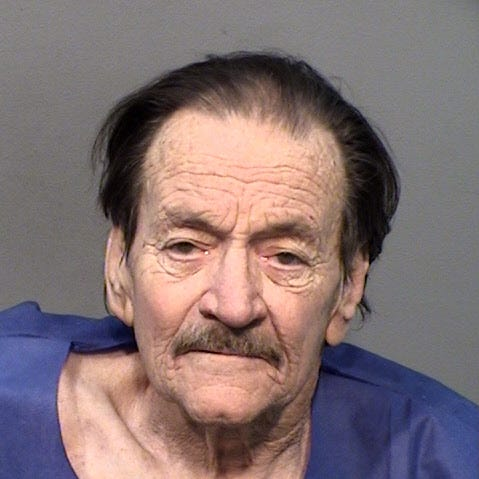 Arizona man stabbed himself, lit wheelchair on fire before killing roommate and dogs, officials say