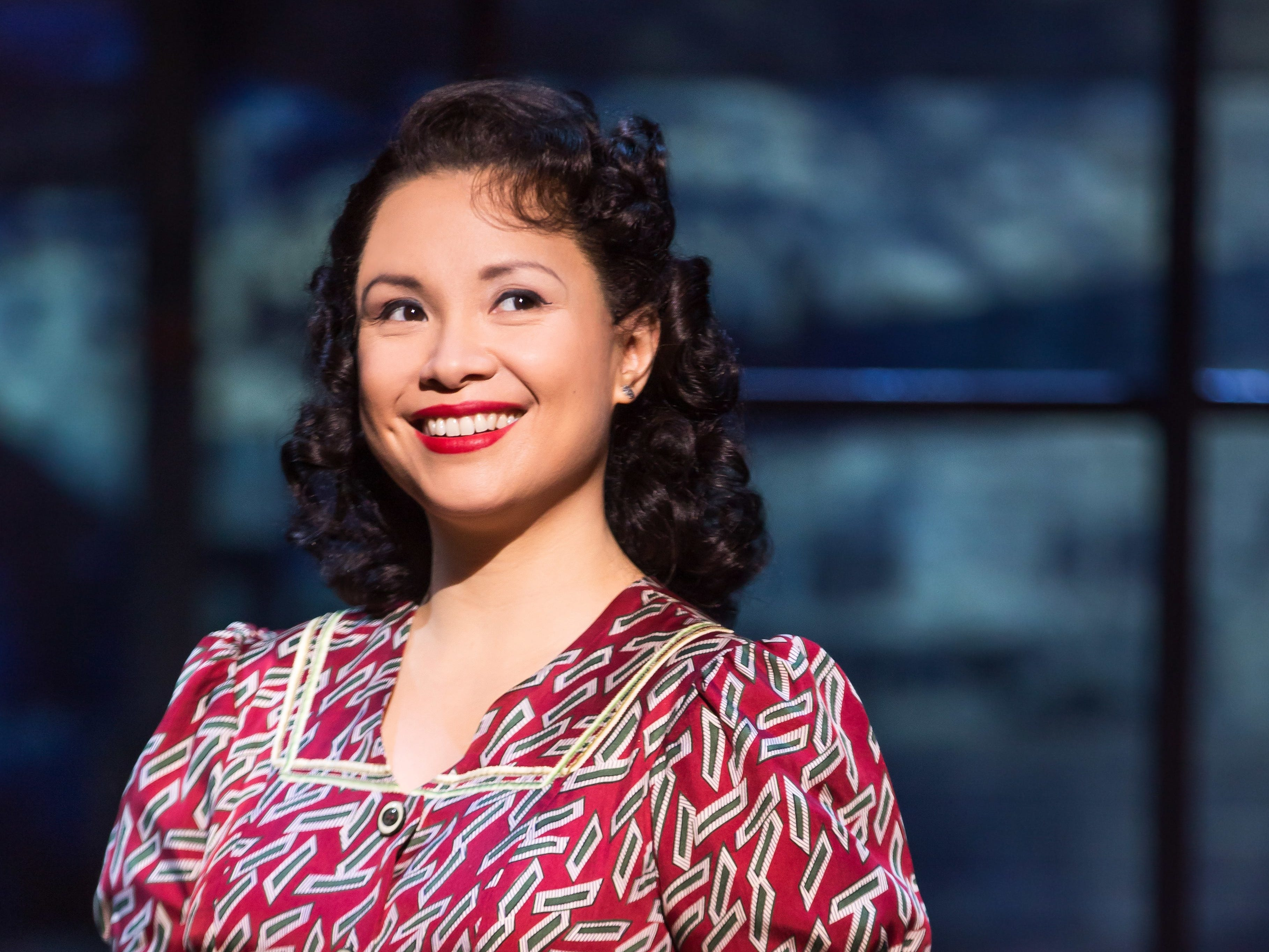 """Lea Salonga stars in """"Allegiance,"""" which ran on Broadway from 2015 to 2016."""