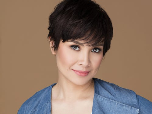 Lea Salonga began her career as a child in the Philippines.