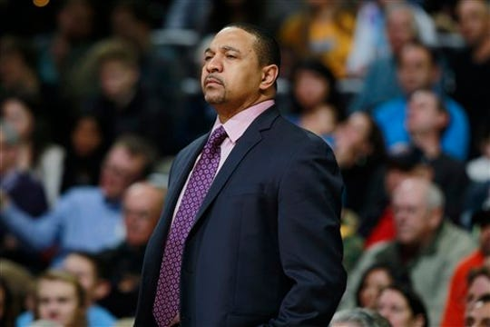 Former Golden State Warriors coach Mark Jackson is currently working as a television broadcaster.