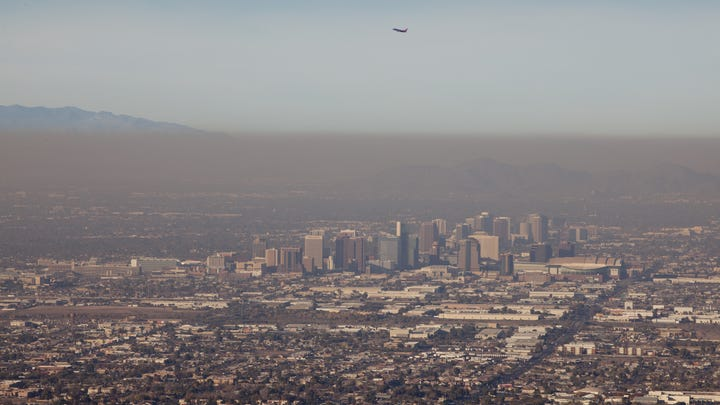 Maricopa County health watch for air quality on tap for Sunday