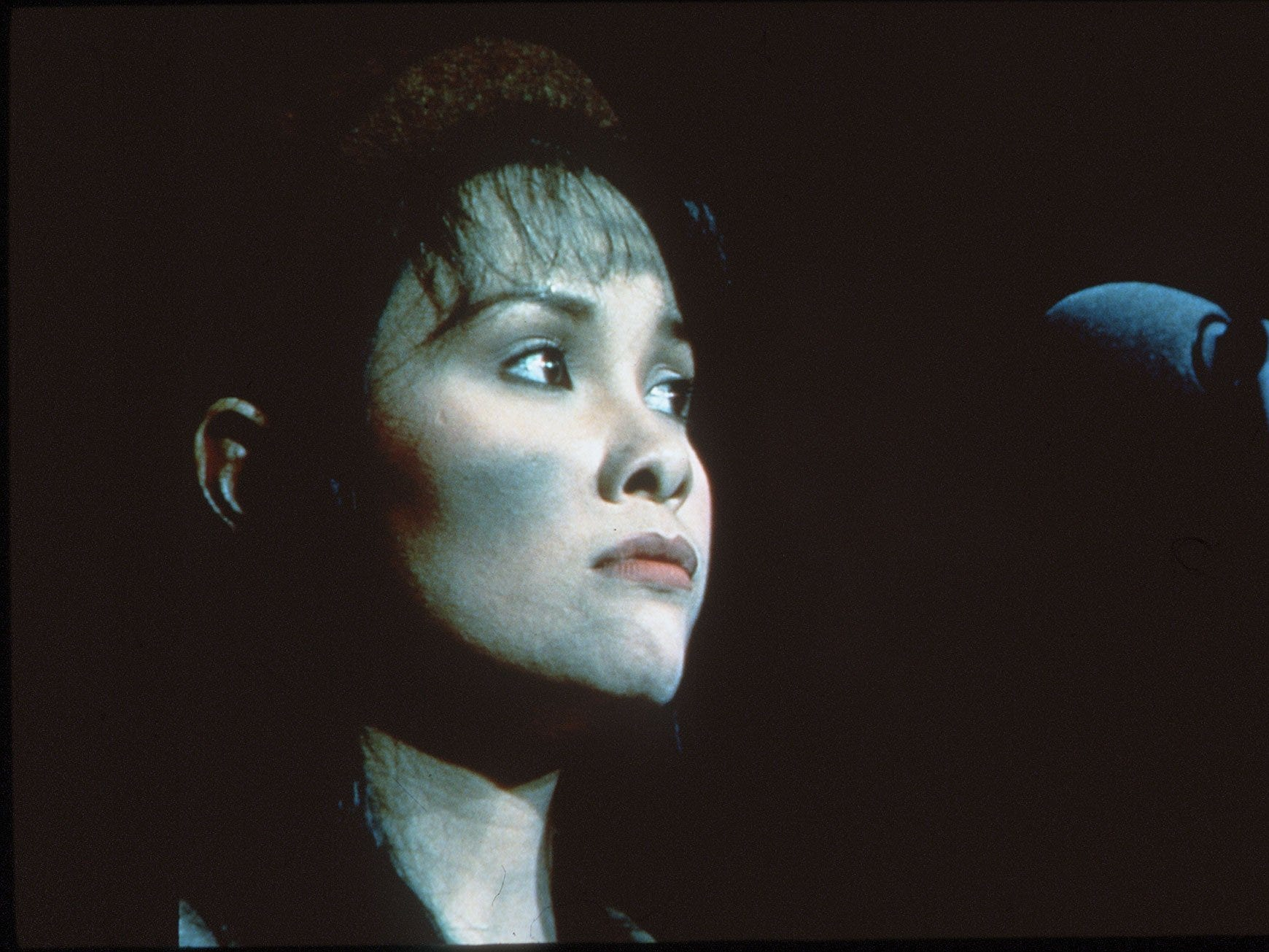"Lea Salonga stars in ""Les Miserables"" on Broadway (1992)."