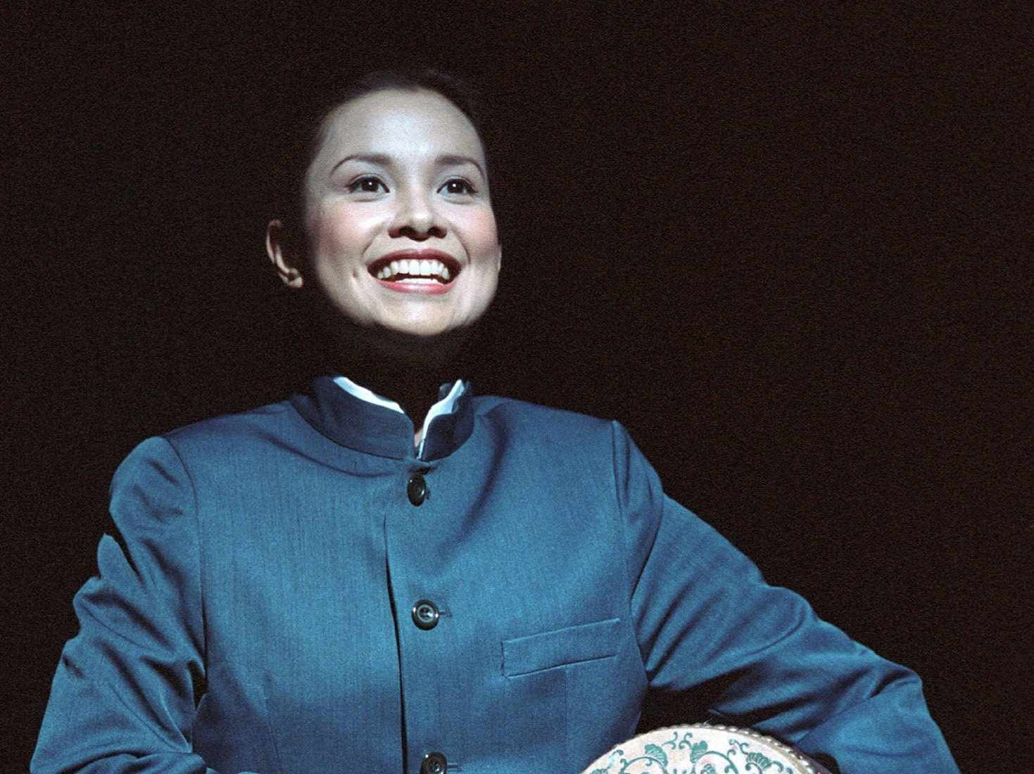 """Lea Salonga stars in """"Flower Drum Song"""" on Broadway  in 2002 and 2003."""