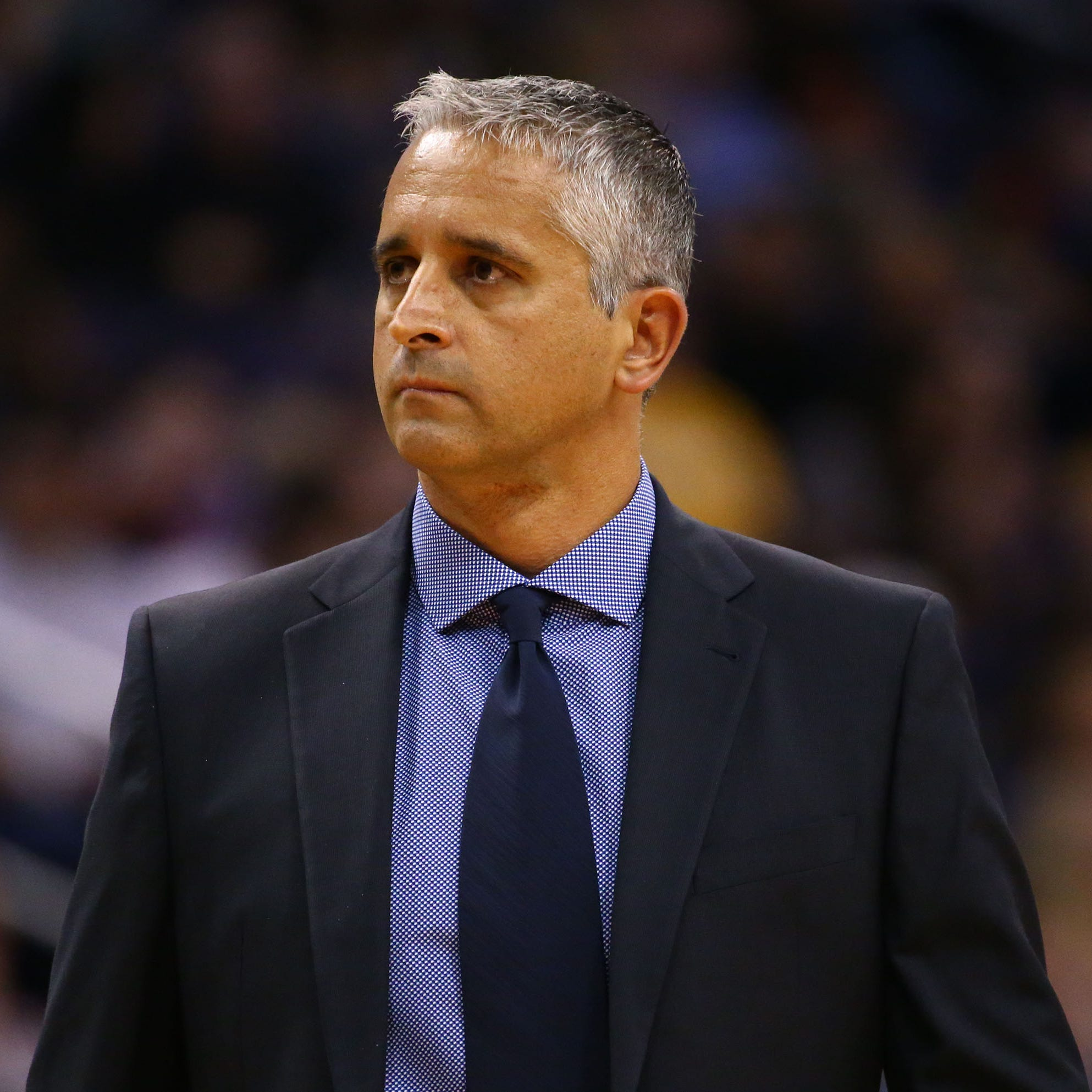 Phoenix Suns fire head coach Igor Kokoskov after one season