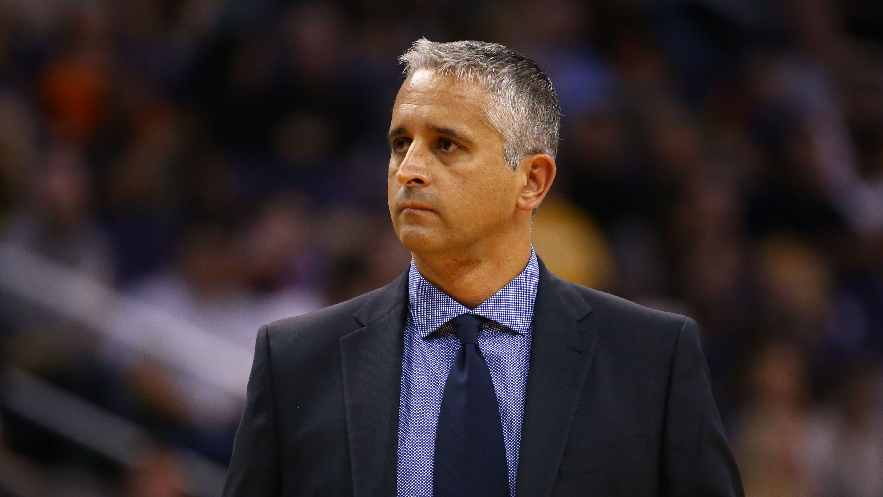 82554159 Igor Kokoskov was doomed with Phoenix Suns by a lack of connection with  younger players