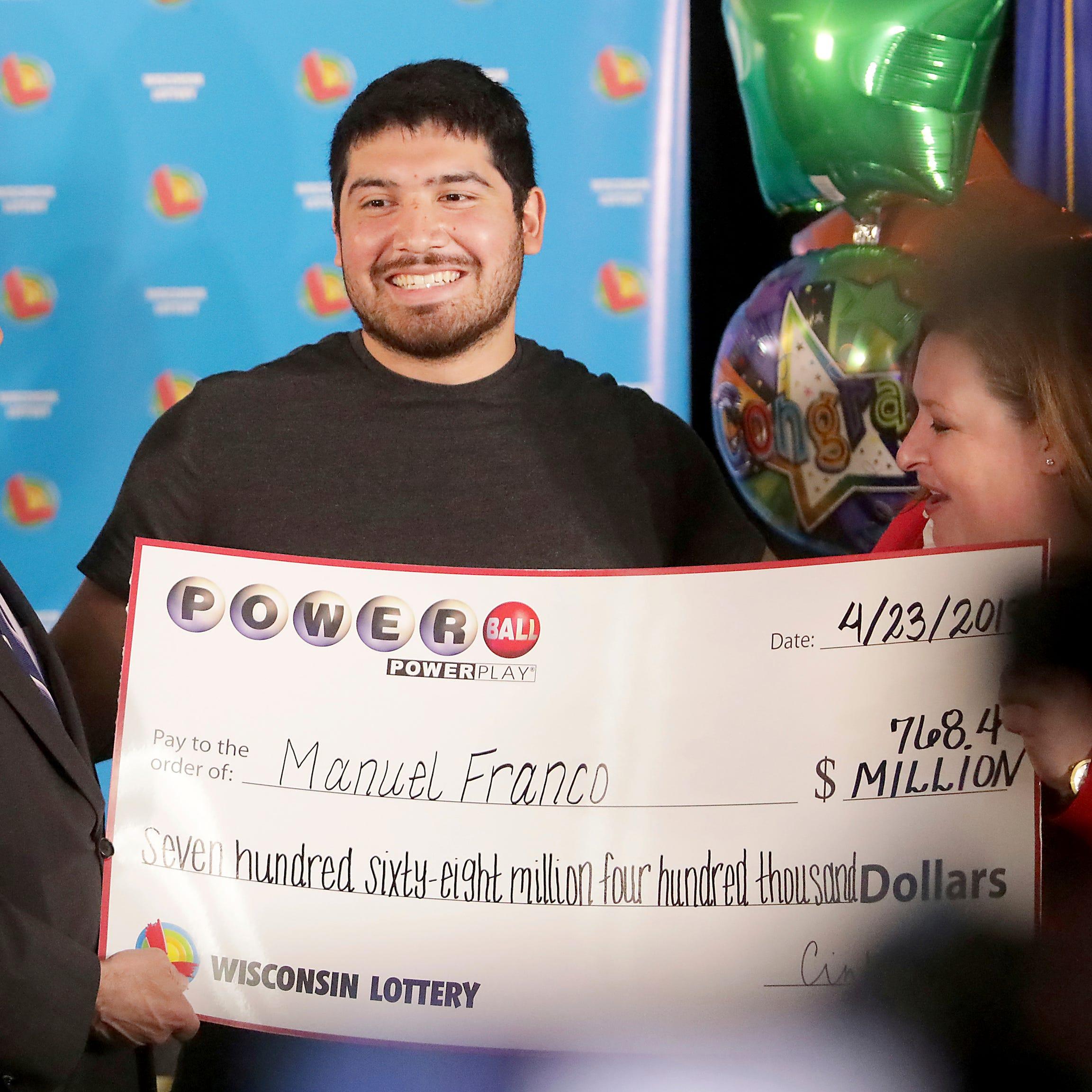 Ganador de los 768 millones del Powerball ¡Es latino!