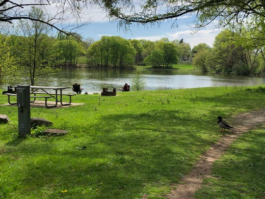 Volunteers from Comcast will get together on May 4 to clean up and landscape Stoever's Dam Park in Lebanon as part of the 18th Comcast Cares Day.