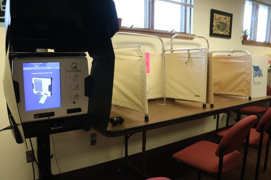 The Ottawa County Board of Elections will be rolling out new electronic voting machines for use during the upcoming primary election on May 7.