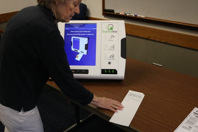This week, the Ottawa County Board of Elections released the list of certified candidates appearing on the ballot in the Nov. 5 general election after the deadline passed earlier this month for candidates to file their petitions seeking to run for office.