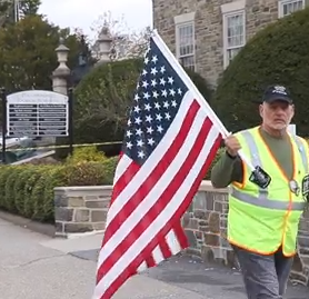 Vietnam vet to walk through Poughkeepsie as part of PTSD awareness project