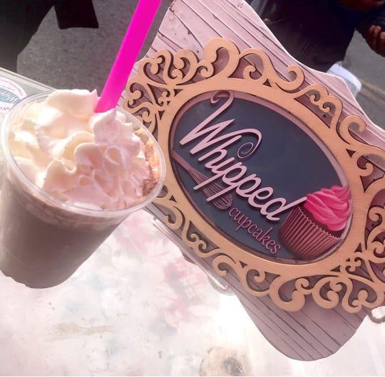 Whipped Cupcakes will feature a cupcake milkshake.