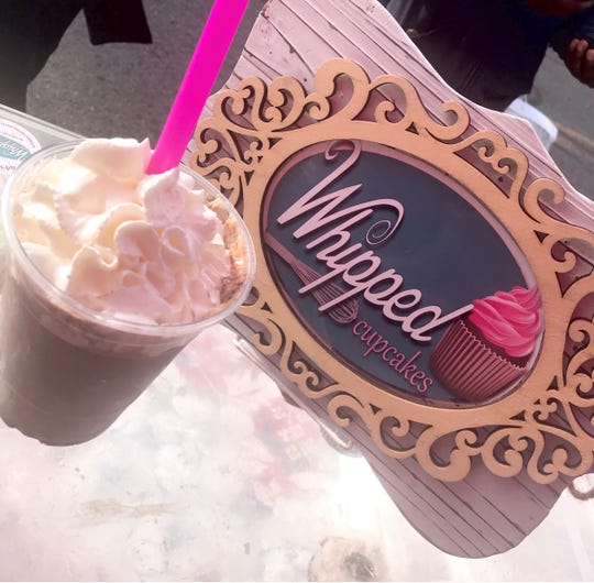 Whipped Cupcakes will feature a cupcake milkshake.