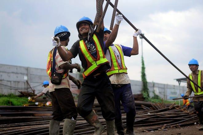 Work Labor Worker Task Construction Concrete