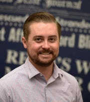 """Brian Duggan, executive editor: """"I'm a journalist in Northern Nevada because I believe our democracy can only be healthy if it's provided credible and thoughtful information about its leaders and institutions."""""""