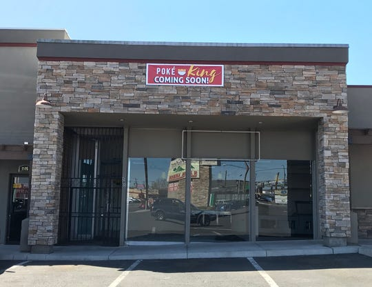 Poke King of Northwest Reno is expanding to this Midtown Reno location and to a pair of locations on North McCarran Boulevard in Sparks.