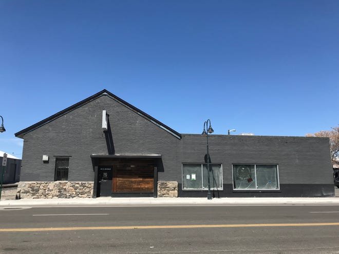 Black Rabbit Mead Company is taking shape at 401 E. Fourth St. in Reno