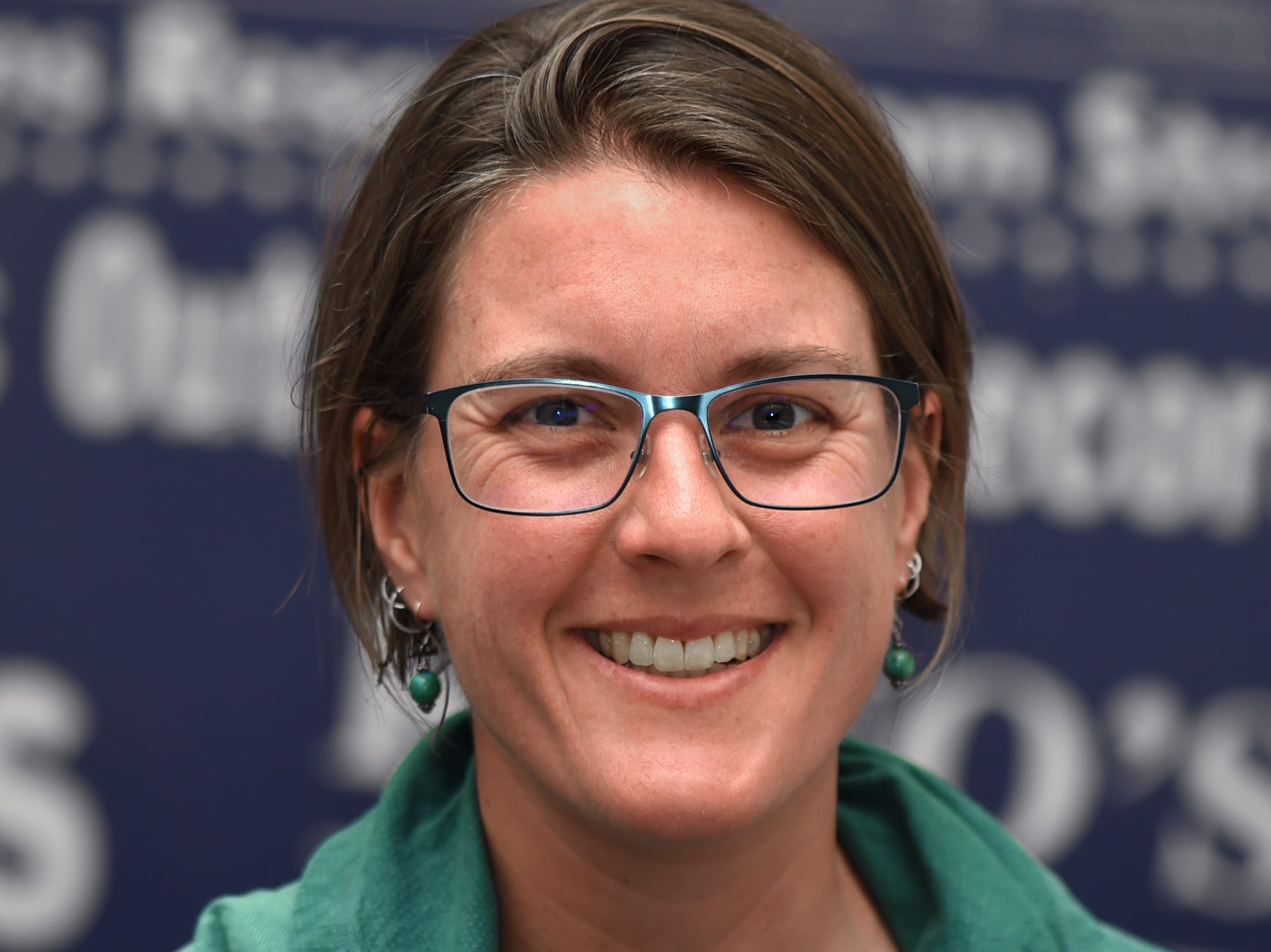 """Amy Alonzo, covers Mason Valley and rural Nevada: """"Journalists are critical to government accountability and affecting change in their communities. I've worked as a journalist for 20 years because I see the impacts my work has on the communities I cover."""""""
