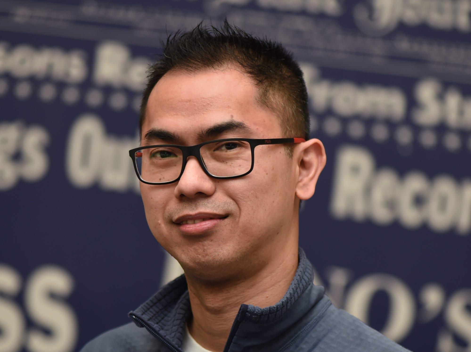 Jason Hidalgo, business and redevelopment reporter
