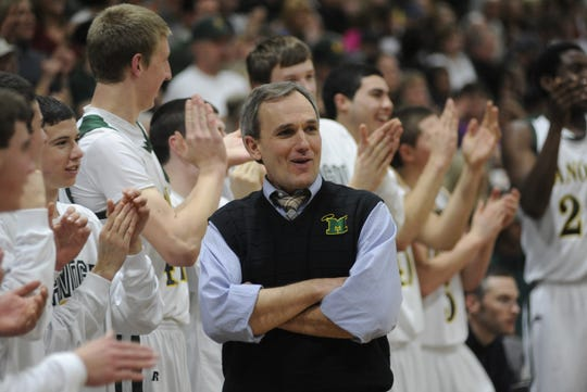 Bishop Manogue has hired former coach Bill Ballinger to return as the boys basketball coach.