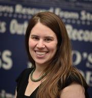 Reporter Jenny Kane