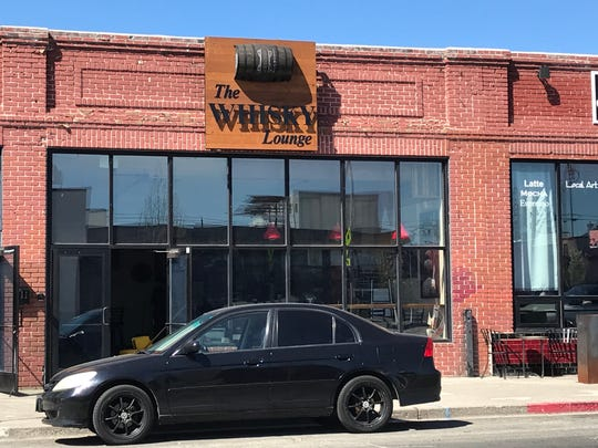 The Whisky Lounge now is open on a Midtown Reno block that houses four other food and drink establishments.