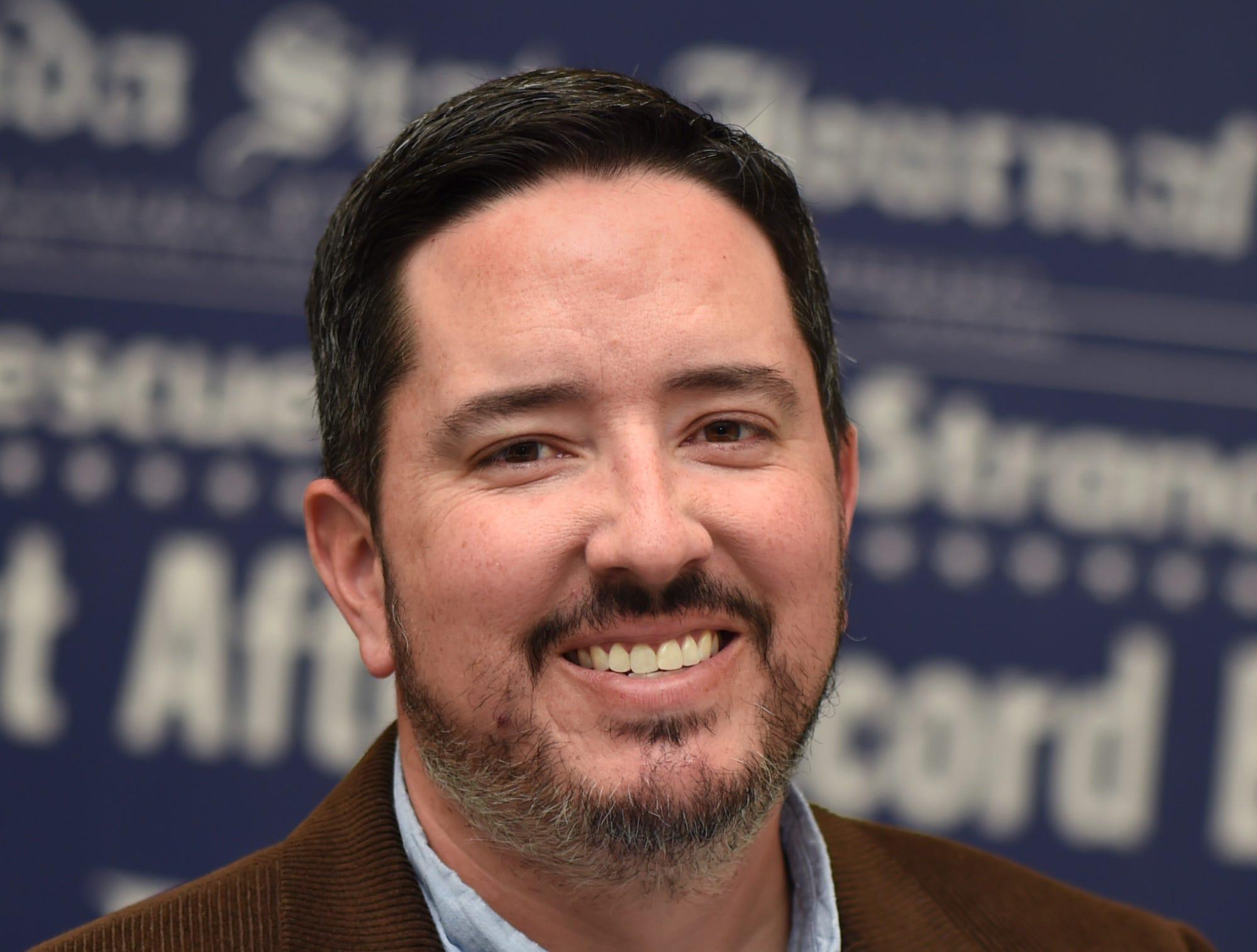Brett McGinness, engagement and opinion editor