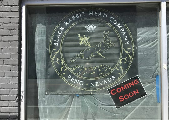 Black Rabbit Mead Company is coming in 2019 to the beer, wine and spirits district on East Fourth Street in Reno.