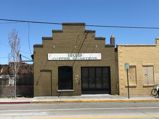 Estella restaurant is planned for the former Hub Coffee Roasters space on Evans Avenue in Reno.