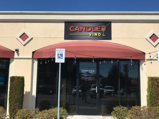 Candle and soap making meet wine and spirits at Candle Vino on West Plumb Lane in Reno.