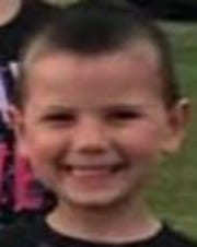 Ethan Robertson, missing from Spokane Valley, WA.