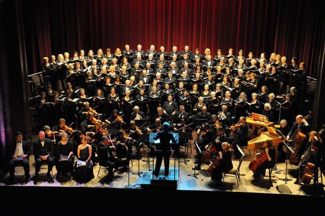 Festival Chorale Oregon will close its 40th season Sunday, April 28.