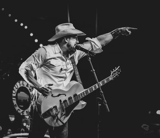Country music singer Mark Powell will be performing at the Concho Valley Spring Jam at 7:45 p.m. Saturday, May 4, 2019.