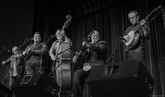 Danny Paisley & the Southern Grass will be performing at the 2019 National Folk Festival.