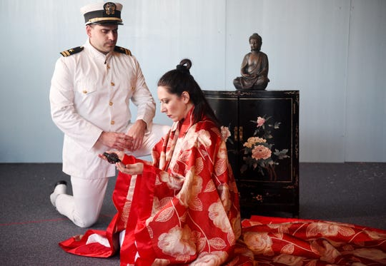 Shreveport Opera's Madama Butterfly at the Strand Theatre on Saturday, April 27, 2019.