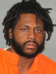 This undated photo provided by the East Baton Rouge Parish Sheriff's Office shows Reynard Green.