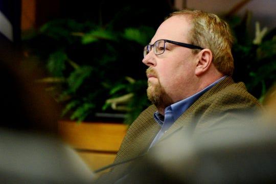 Grayson Boucher, Shreveport City Council