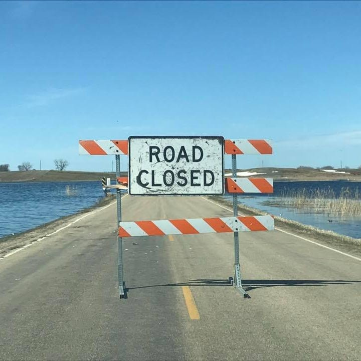 'At the mercy of the weather:' Lake Poinsett faces continued flooding