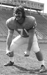 Lynn Boden, OL, SDSU, 1st round in 1975 to Detroit