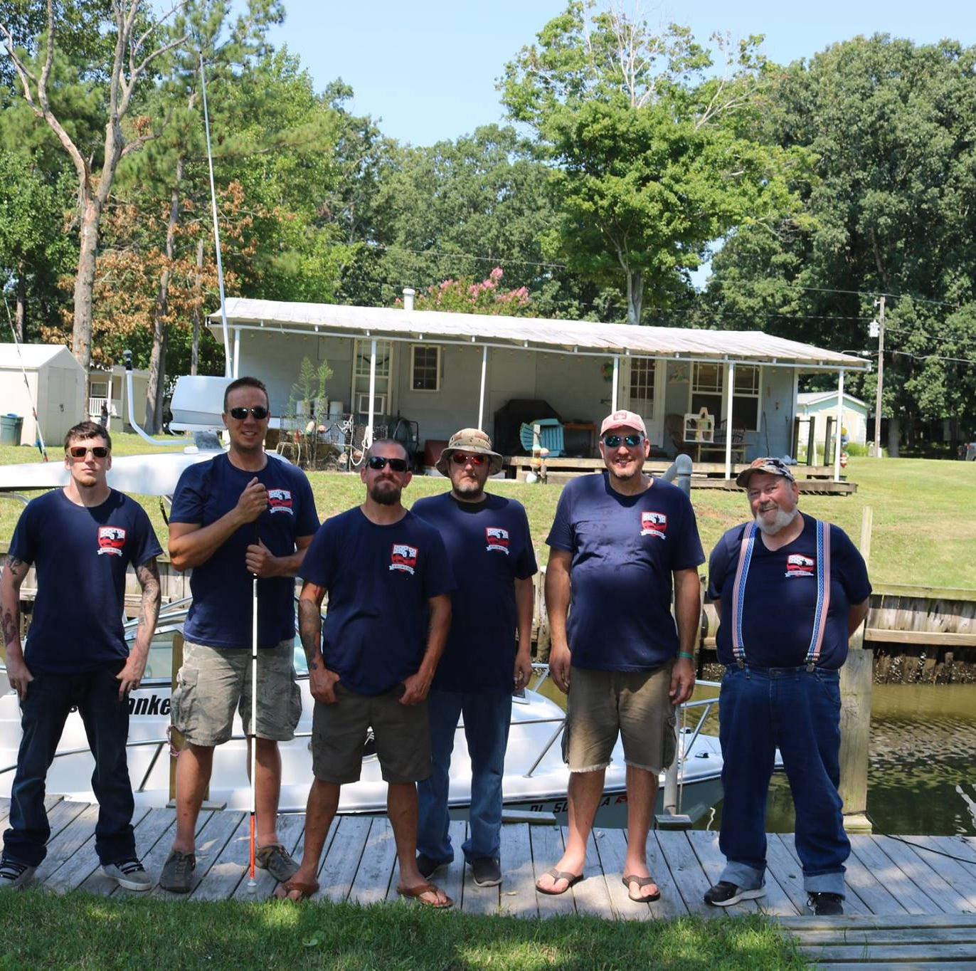 Heroes on the River helps veterans transition from military life